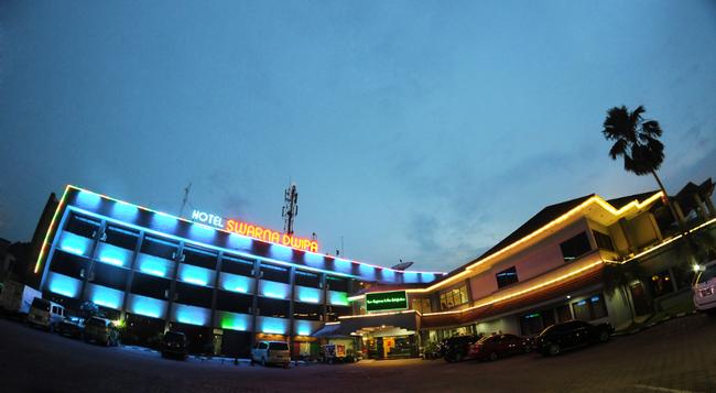 Hotel Swarna Dwipa - Palembang - Building