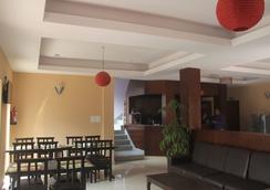 Hotel Dream City - Kathmandu - Restoran