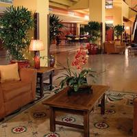 Monterey Marriott Lobby