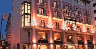Hotel Continental - Palma de Mallorca - Bangunan