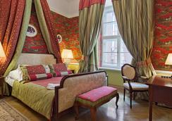 Bonerowski Palace - Krakow - Kamar Tidur