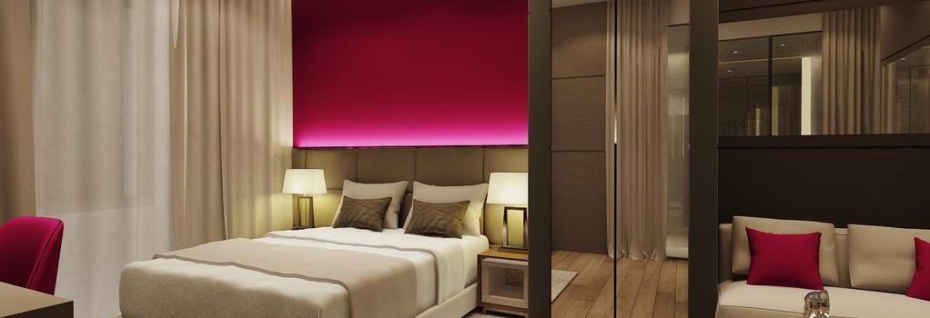 Maccani Luxury Suites - Belgrade - Bedroom
