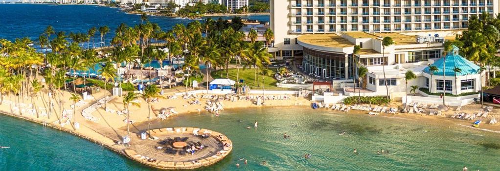 Caribe Hilton - San Juan - Building