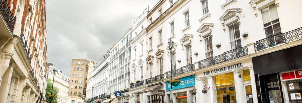 Oxford Hotel - London - Building