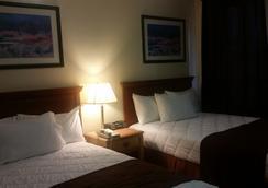 East West Hotel - Los Angeles - Kamar Tidur