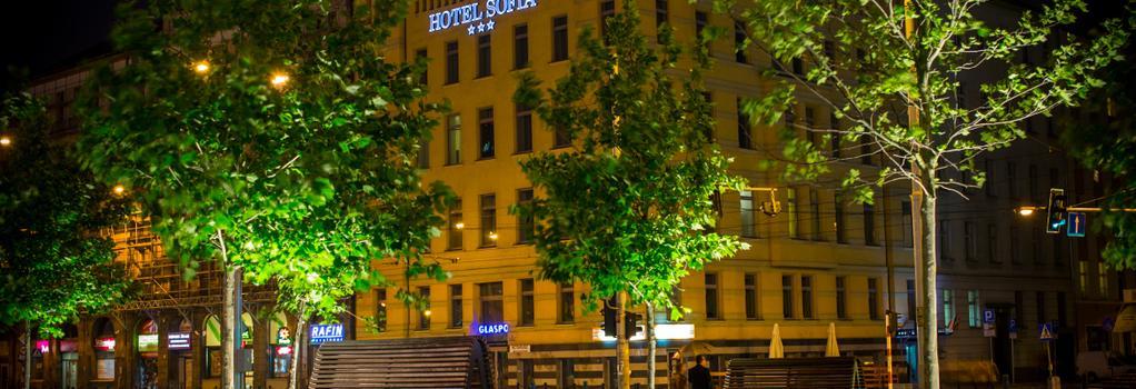 Hotel Sofia - Wroclaw - Building