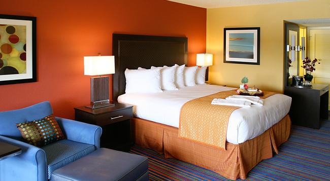 Coco Key Hotel And Water Resort-orlando - Orlando - Bedroom