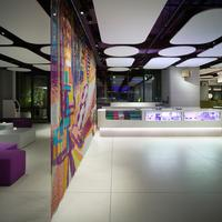 Yotel New York At Times Square Indoor Wedding