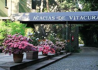 Hotel Acacias De Vitacura