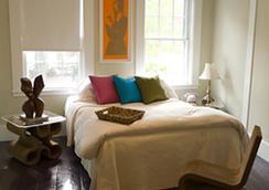 Vanessa Noel Hotel Green - Nantucket - Kamar Tidur