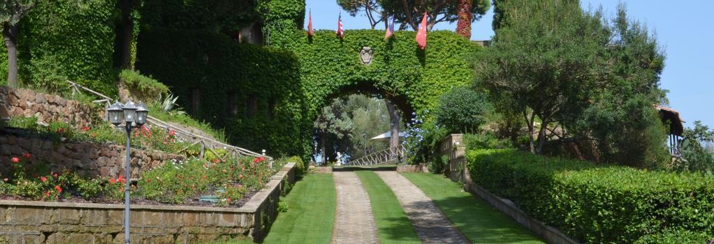 Parco delle Nazioni - Rome - Outdoor view