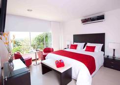 Hotel Anaconda - Leticia - Kamar Tidur