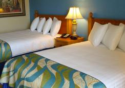 Aqua Beach Inn - Myrtle Beach - Kamar Tidur