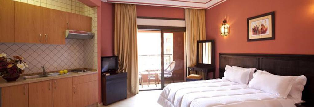 Mogador Menzah - Marrakesh - Bedroom