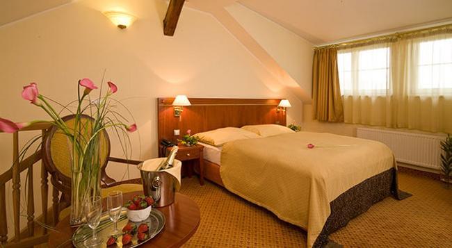 Hotel Raffaello - Prague - Bedroom