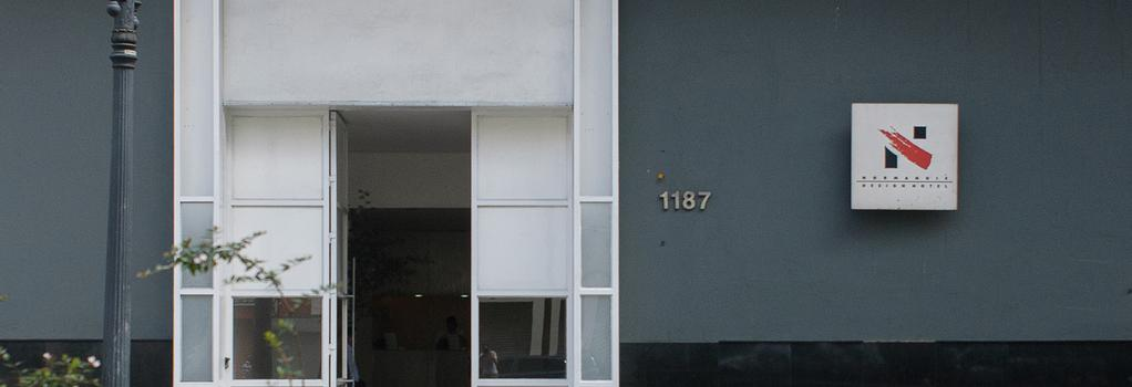 Normandie Design Hotel - São Paulo - Outdoor view