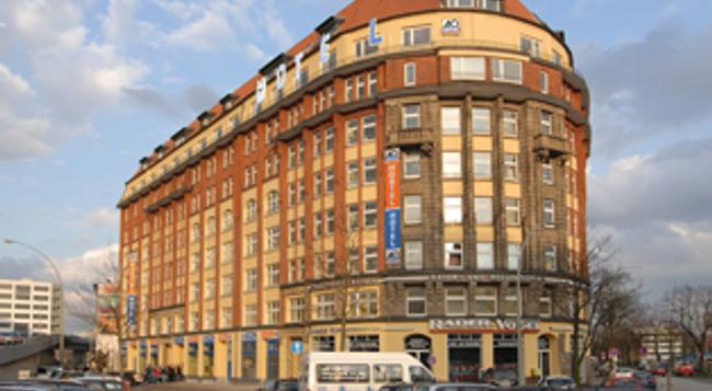 A&O Hamburg Hauptbahnhof - Hamburg - Building