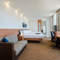 Hampton by Hilton Amsterdam / Arena Boulevard Guest room