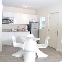 Aqua Hotel In-Room Kitchen
