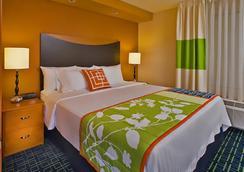 Fairfield Inn and Suites by Marriott Portland Airport - Portland - Kamar Tidur