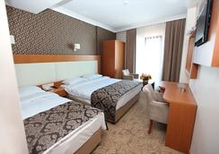 Grand Avcilar Airport Hotel - Istanbul - Kamar Tidur