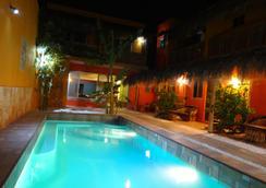 B&B Casa Juarez - La Paz - Kolam