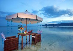 Dara Samui Beach Resort - Adult Only - Ko Samui - Restoran