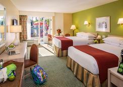 Howard Johnson Anaheim Hotel And Water Playground - Anaheim - Kamar Tidur