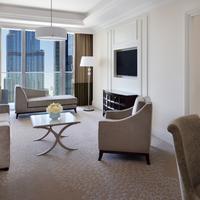 The Address Boulevard Dubai Living Area