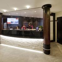 Hotel Alexander Lobby