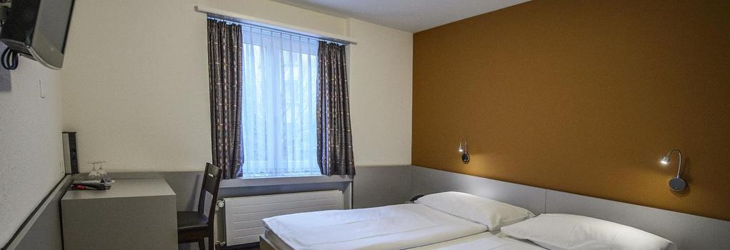 Alexander Guesthouse - Zurich - Bedroom