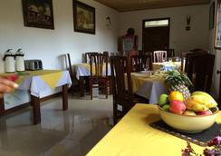 Safariland Cottages - Arusha - Restoran