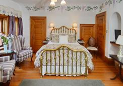 Capitol Hill Mansion Bed and Breakfast Inn - Denver - Kamar Tidur