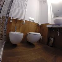 Hotel Barbacan Bathroom