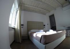 Hotel Barbacan - Trieste - Kamar Tidur