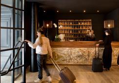 Hotel Pulitzer Paris - Paris - Lobi