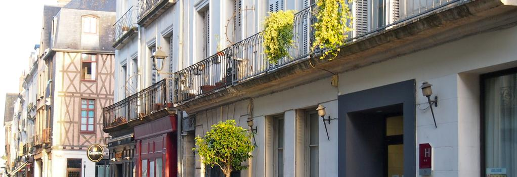Hôtel Colbert Tours - Tours - Outdoor view