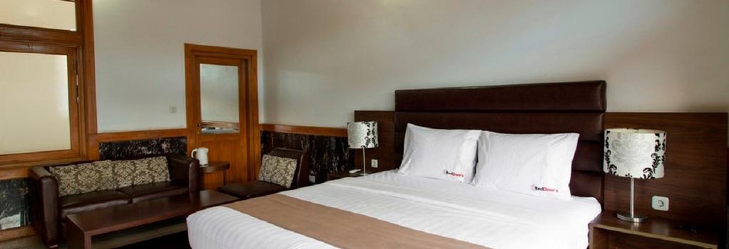 Reddoorz @ Hegarmanah - Bandung - Bedroom