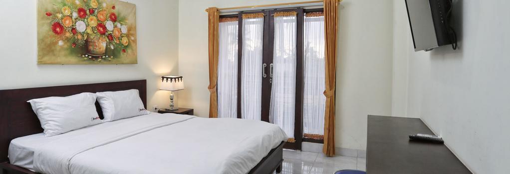 RedDoorz @ Benesari 2 - Denpasar (Bali) - Bedroom