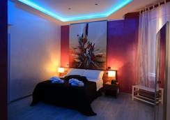 Mirko Luxury Inn - Roma - Kamar Tidur