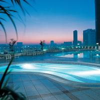 Hilton Sharjah Pool