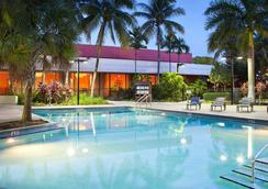 Miami Airport Marriott - Miami - Kolam