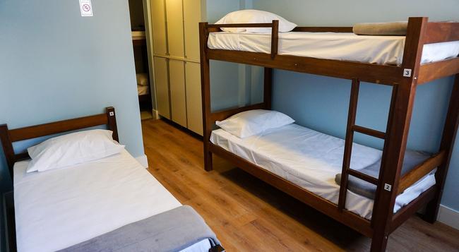 Vertical Hostel - Rio de Janeiro - Bedroom