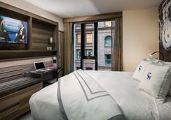 Carnegie Hotel - New York - Kamar Tidur