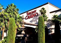 Tuscany Suites & Casino - Las Vegas - Bangunan