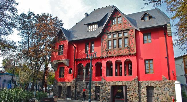 Hotel Boutique Castillo Rojo - Santiago - Building