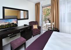 Aplend City Hotel Perugia - Bratislava - Kamar Tidur