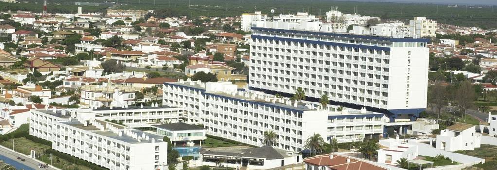 Hotel Flamero - Matalascañas - Building