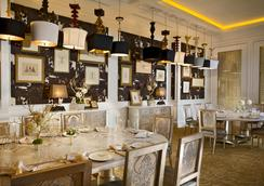 The Suites at Hotel Mulia Senayan - Jakarta - Restoran