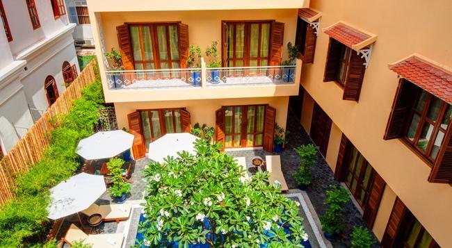 House Boutique Eco Hotel - Phnom Penh - Building